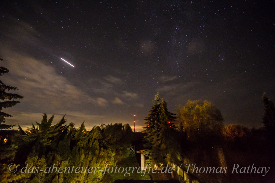 Nachtfotografie Workshop im Naturpark Barnim