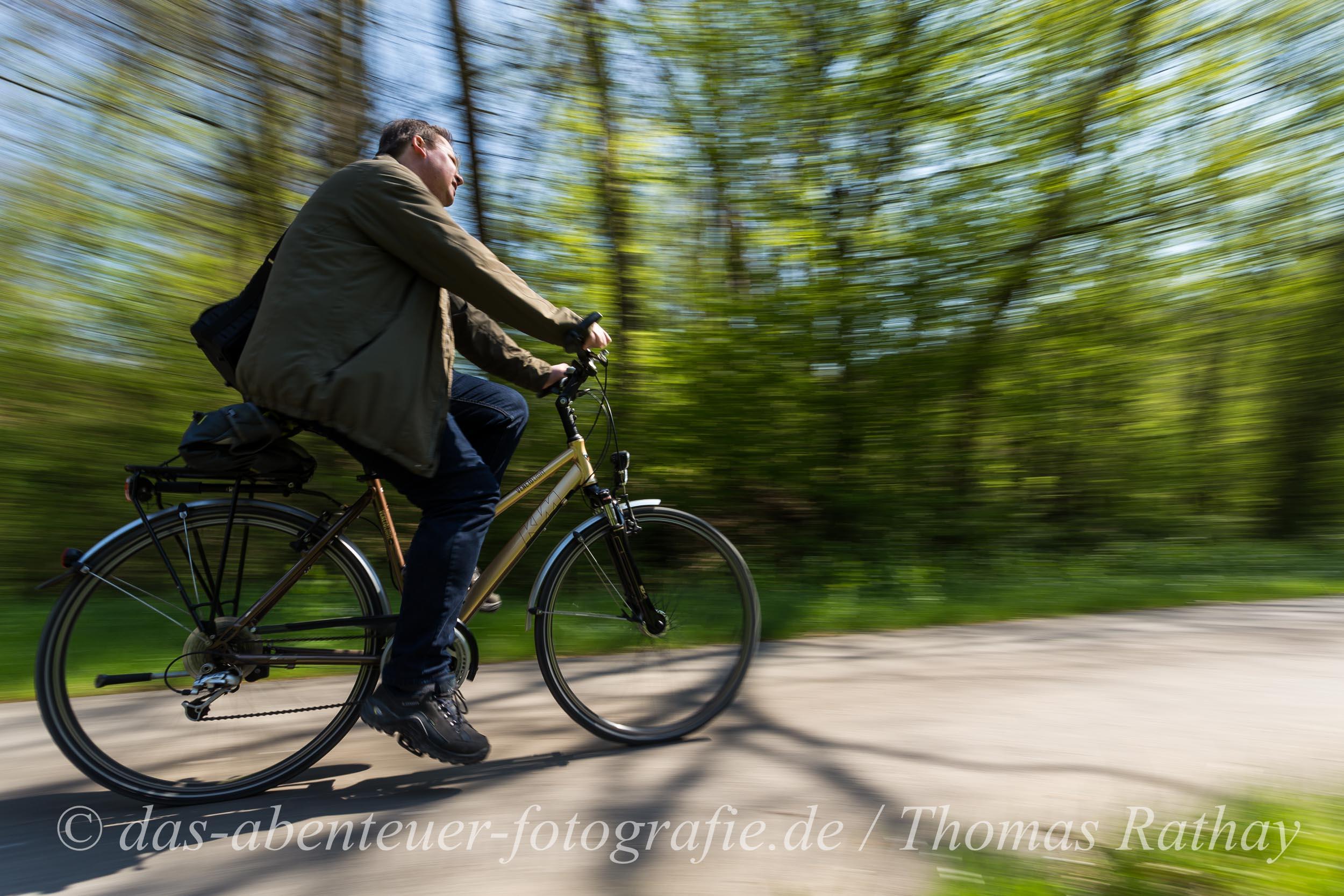 Radtour entlang des neuen Ohrntalradweges