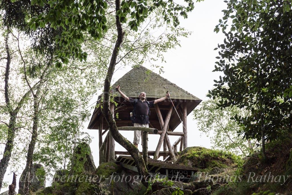 Wanderung auf der Murgleiter