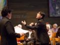 Friedenskirche - Stuttgart-Mitte | Friedensplatz1 -  Musik und Tanz, Polit-Talk und Kurzvorträge, Kunst-Begegnungen, Gottesdienste und Turmbesteigung – in der achten Stuttgarter *Nacht der offenen Kirchen* gibt es 2013 wieder ein buntes Programm. In diesem Jahr beteiligen sich 18 Kirchengemeinden.