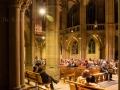 Johanneskirche | Feuersee  -  Stuttgart-West - Musik und Tanz, Polit-Talk und Kurzvorträge, Kunst-Begegnungen, Gottesdienste und Turmbesteigung – in der achten Stuttgarter *Nacht der offenen Kirchen* gibt es 2013 wieder ein buntes Programm. In diesem Jahr beteiligen sich 18 Kirchengemeinden.