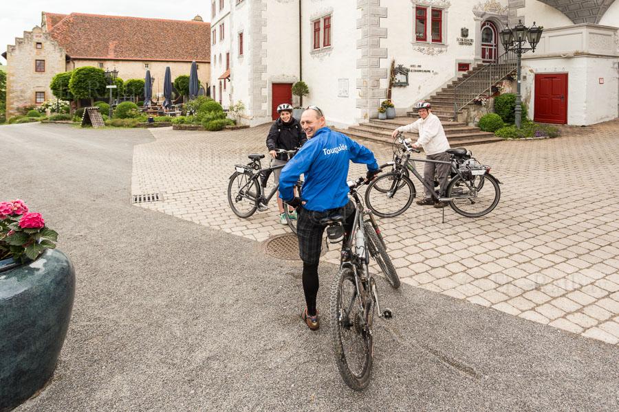 rathay weinerlebnistour rad reisefoto 001 Römer und Reben auf dem Rad erleben
