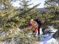 Auf Schneeschuhen zur Hornisgrinde