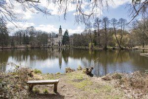 Februar: Schloss Dammsmühle