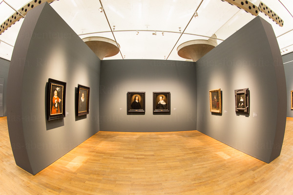 Staatsgalerie Stuttgart / Stirling-Halle