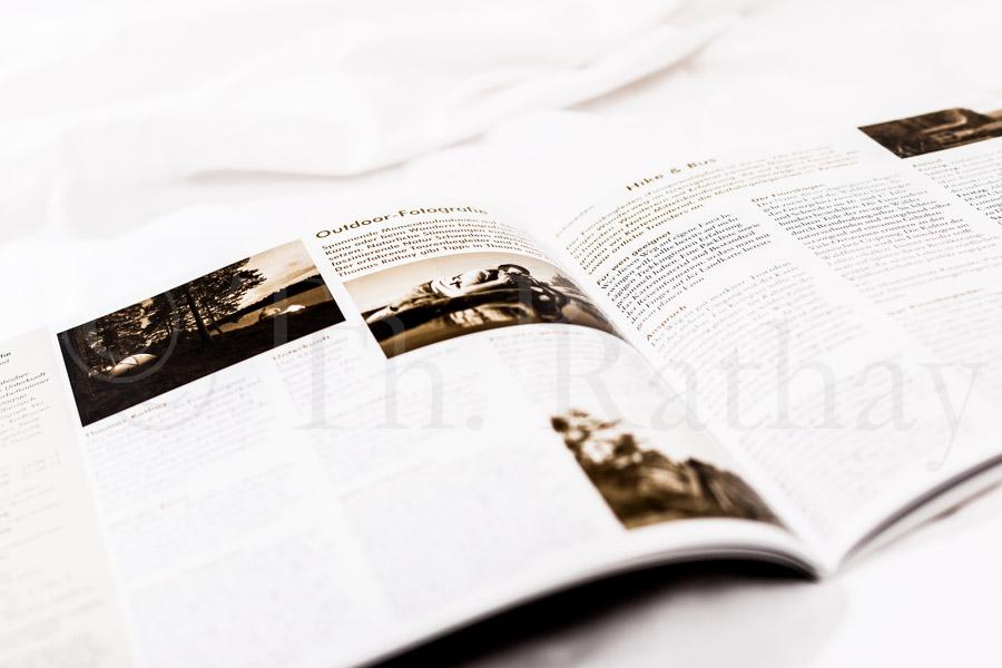Mein Outdoor-Fotokurs im Katalog von *Rucksack Reisen* DEM Anbieter für Outdoorreisen