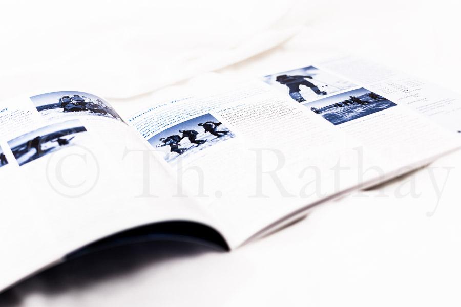 Katalogfotografie für *Rucksack Reisen* - DEM Anbieter für Outdoorreisen