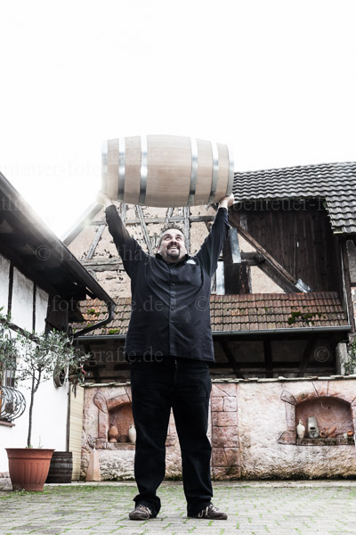Markus Wurth - Genussbotschafter Baden Württembergs