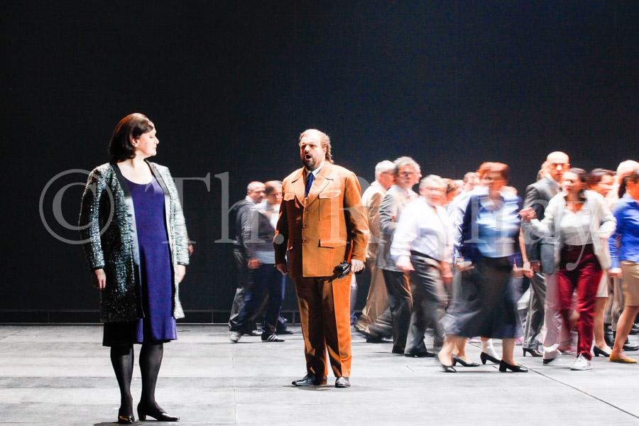 Oper Stuttgart *Nabucco*