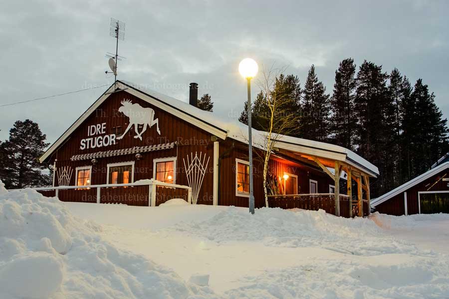 Idre Stugor - Das Basislager