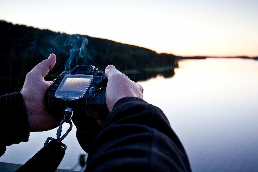 Outdoor-Fotokurs Sommer in Schweden