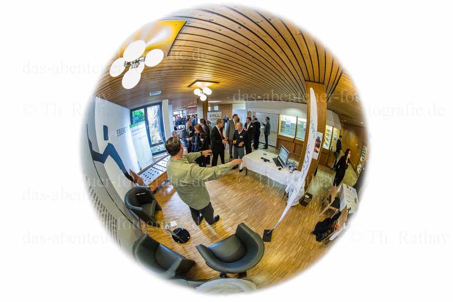 Fachveranstaltung am 4. Dezember 2014 im Geriatrischen Zentrum Esslingen-Kennenburg, Thema: *Gestensteuerung im Alltag *