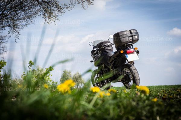 Auf Tour nach Franken mit der Triumph Tiger 900