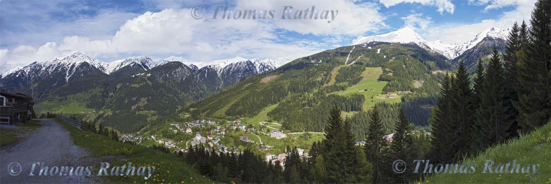 Alpenpanorama Bad Gastein