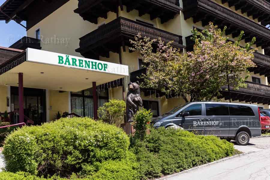 Hotel Bärenhof in Bad Gastein