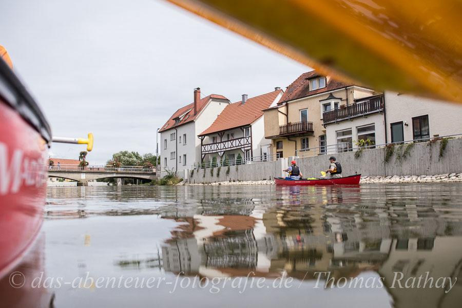 Rathay Donau paddeln KSO Bild der Woche 32   2014