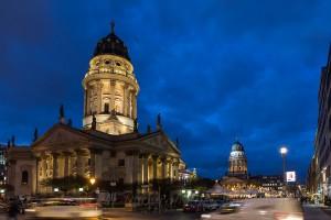 Deutscher Dom und Französischer Friedrichstadtkirche
