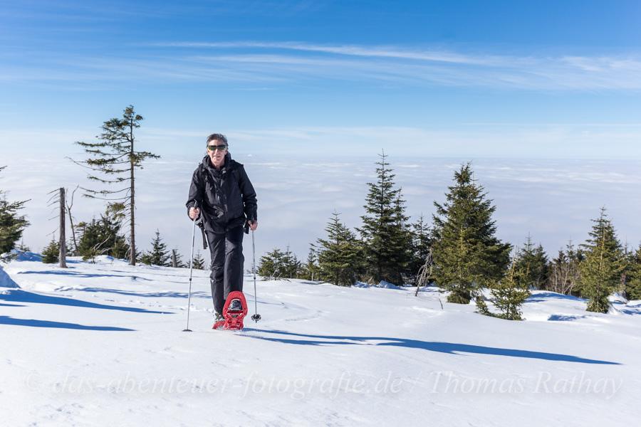 Schneeschuh-Schwarzwald