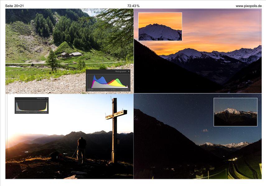 Alpiner Fotokurs