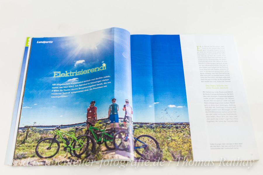 Schwäbische Alb, Alblust, Radfahren, E-Bike
