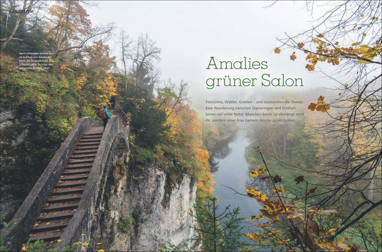 Herbstliches Wandervergnügen im Donautal für die ALBLUST Herbst 2018