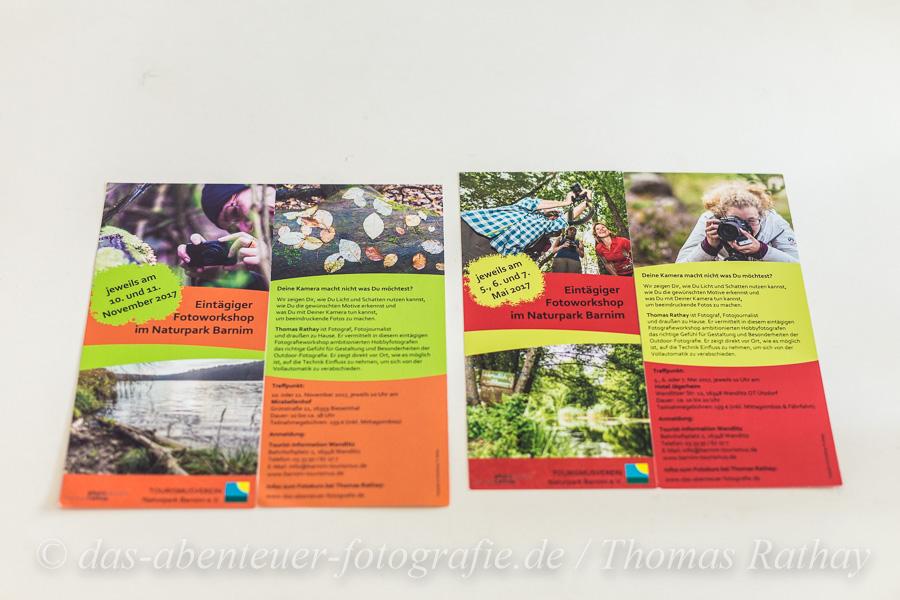 Naturpark Barnim, Fotoworkshop