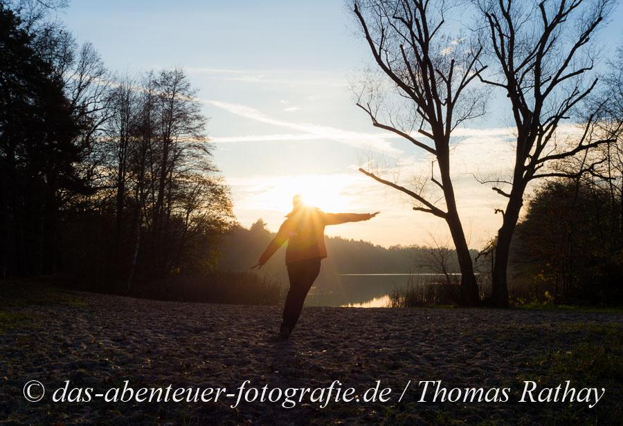 Sonnentanz am Liepnitzsee