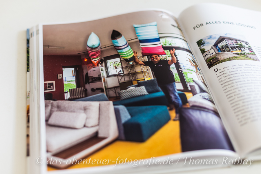 Belegexemplare Bücher, Magazine, Flyer, Tourismus