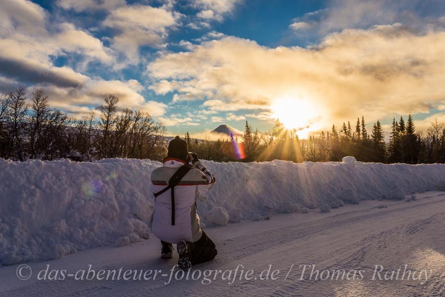 Winterfotokurs in Schweden - Dalarna