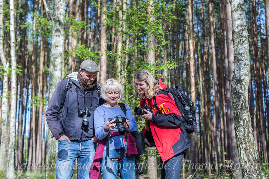 Naturfotografie Workshop im Naturpark Barnim