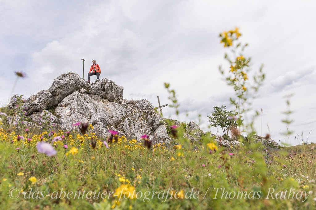 Wanderung auf den Bockberg