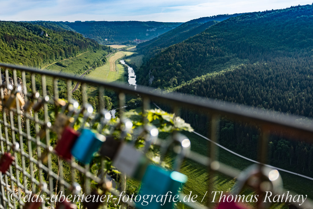 Wandern im Naturpark Obere Donau