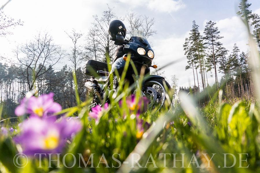 Motorrad, Franken, Bayern
