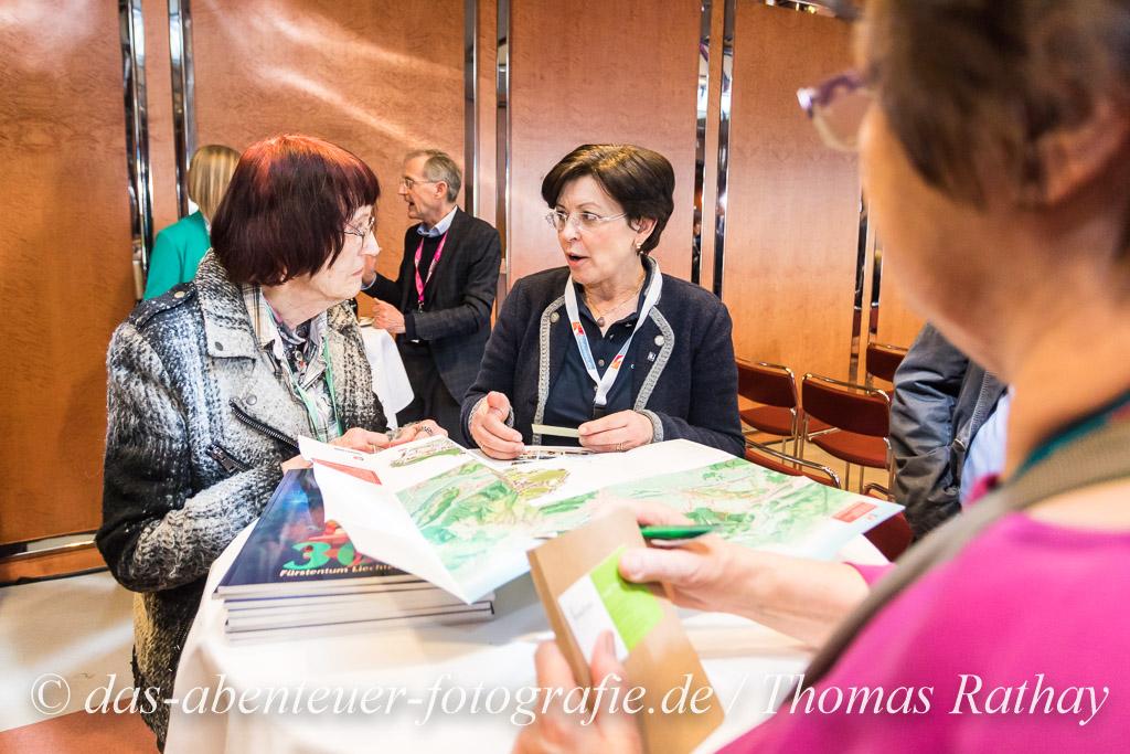 Pressefrühstück der Internationalen Bodensee Tourismus GmbH - IBT auf der ITB 2019