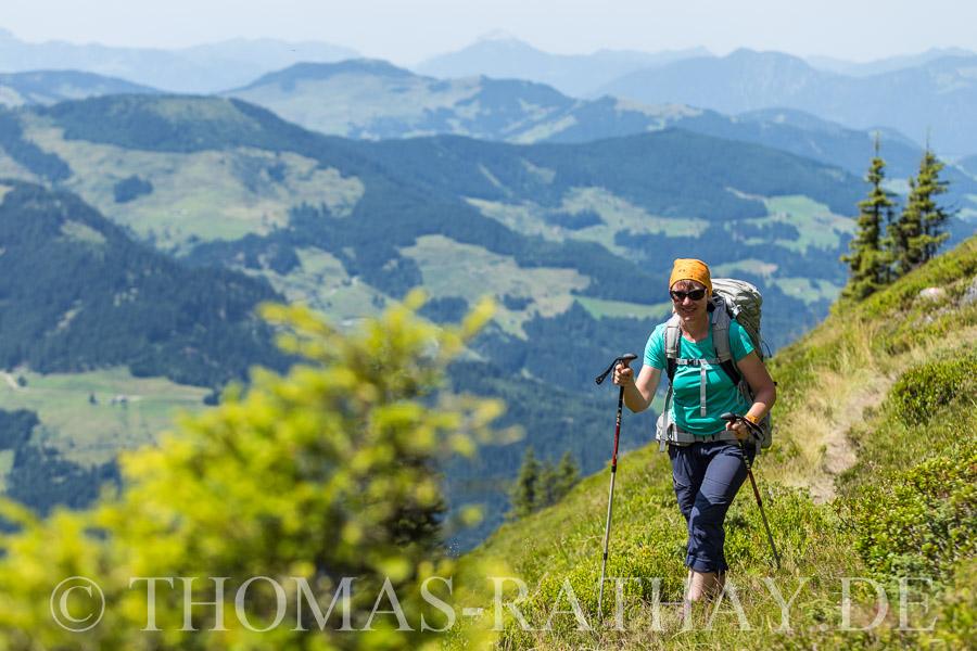KAT Walk Wanderweg Tirol