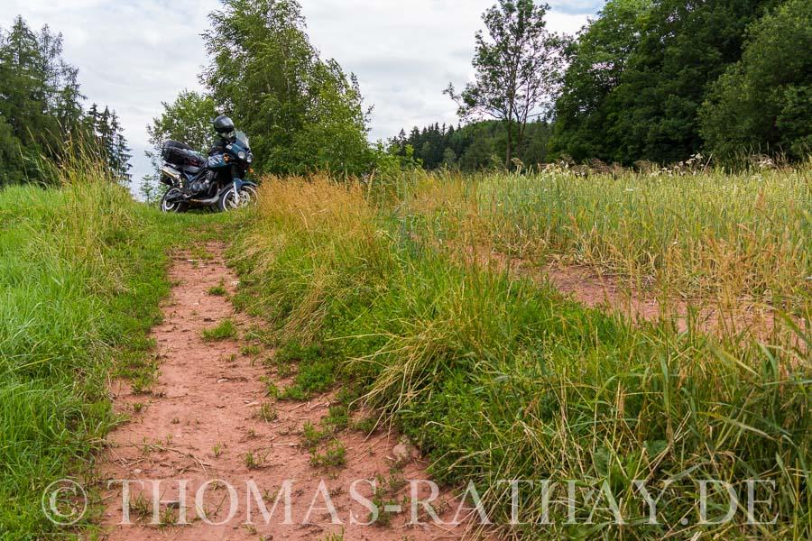 Motorradtour nach Schlesien