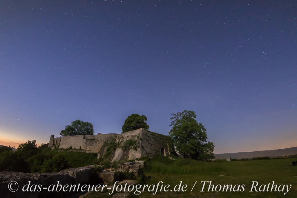 Fotokurs Nachtfotografie Schwäbische Alb