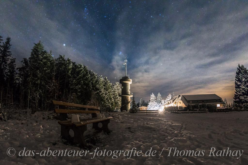 Nachtfotografie im Schwarzwald