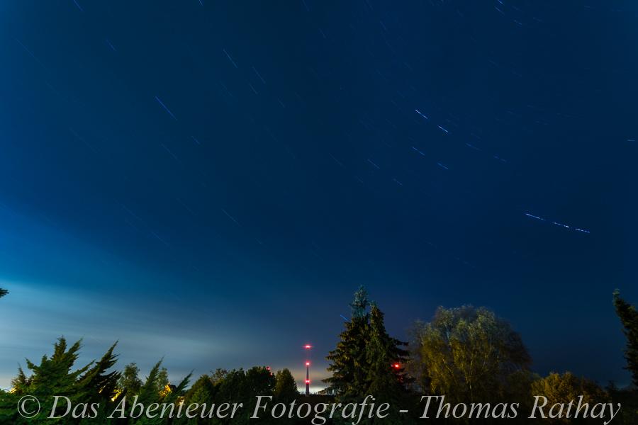 Nachtfotografie im Naturpark Barnim