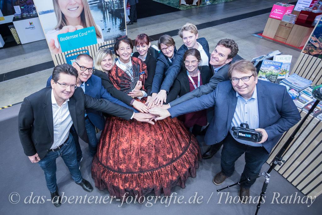 Pressekonferenz IBT - Bodensee