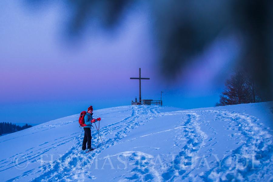 Gipfelkreuz Allgäu