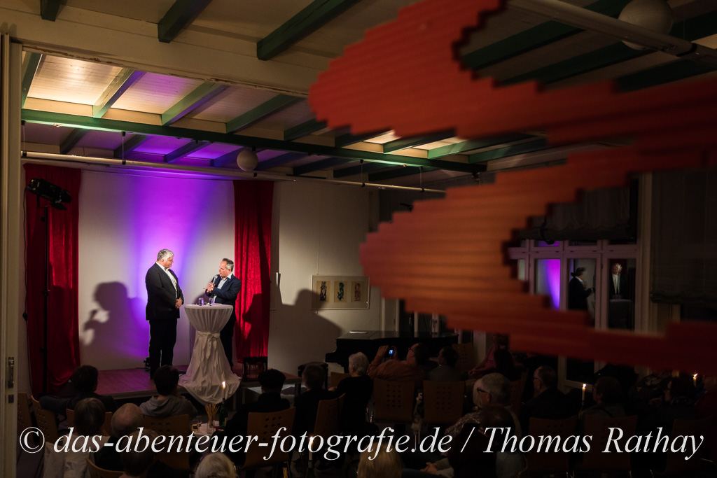Talk in Hohenkreuz: Gast Markus Grübel, MdB