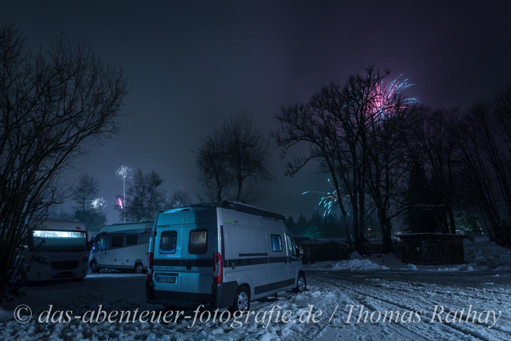Wintercampertour Alpen