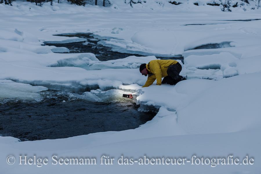 CROSSCALL Action X3 im Unterwassertest