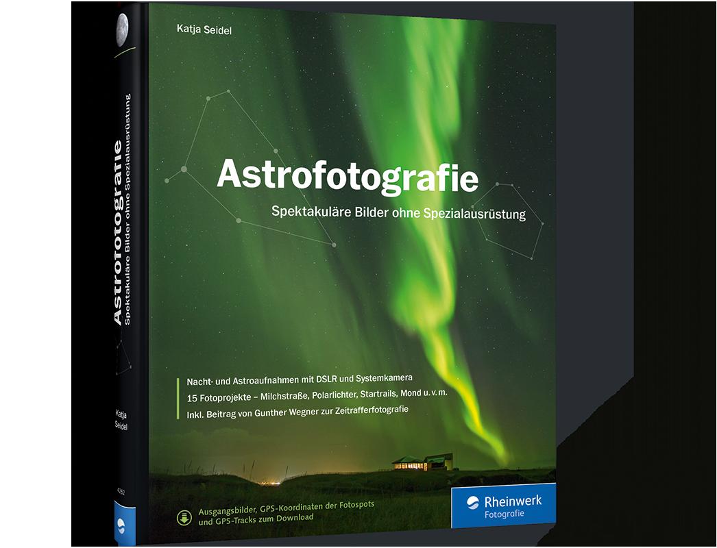 Astrofotografie mit einfachen Mitteln