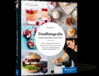 Titelbild Foodfotografie Buch