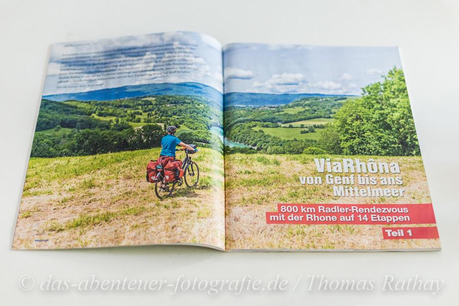 Via Rhona, France, Bike, Rhône